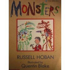 9780590434218: Monsters (A Blue Ribbon Book)