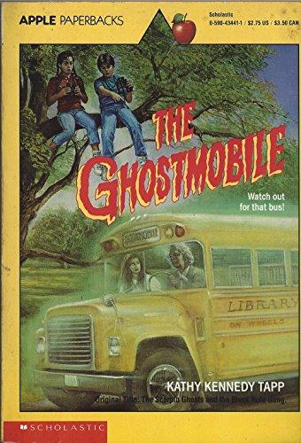 9780590434416: The Ghostmobile