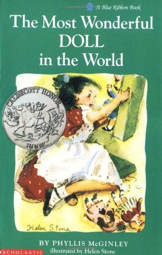 9780590434775: The Most Wonderful Doll in the World (Blue Ribbon Book)