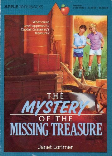 9780590434799: Mystery Of The Missing Treasure