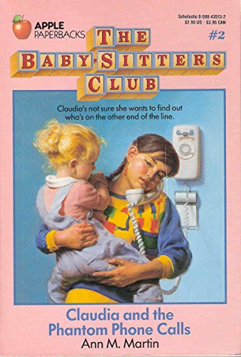 9780590435130: Claudia and the Phantom Phone Calls (Baby-Sitters Club #2)