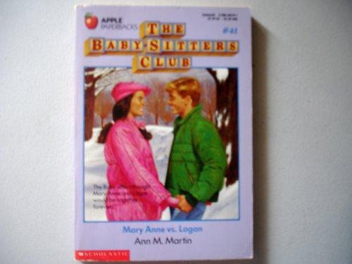 9780590435703: Mary Anne vs. Logan (Baby-Sitters Club #41)
