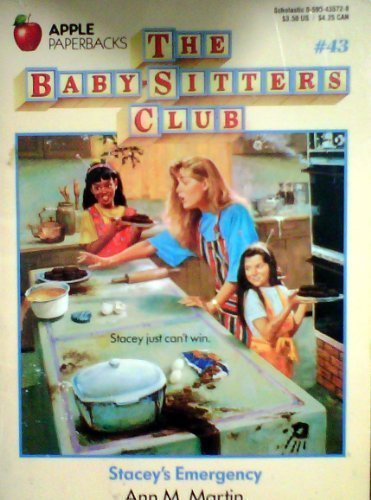 Stacey's Emergency (Baby-Sitters Club, 43) (0590435728) by Ann M. Martin