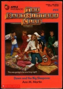 9780590435734: Dawn and the Big Sleepover (Baby-Sitters Club, 44)