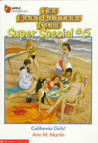 9780590435758: California Girls! (Baby-Sitters Club Super Special, 5)