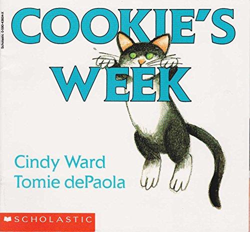 9780590436045: Title: Cookies Week
