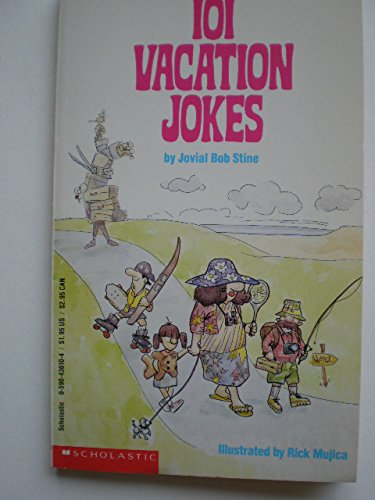 101 Vacation Jokes: Stine, Jovial Bob