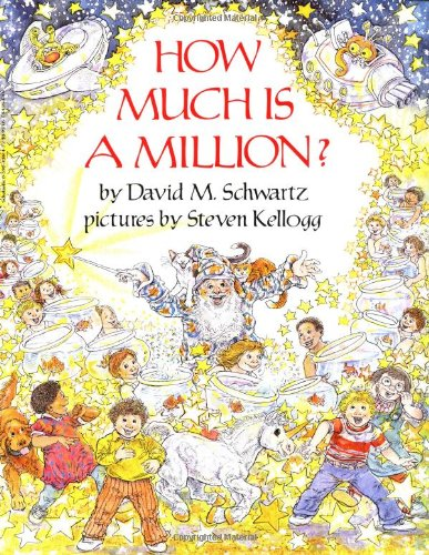 9780590436144: How Much Is a Million?