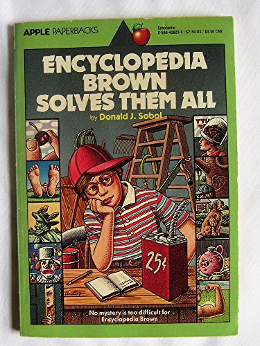 9780590436298: Encyclopedia Brown Solves Them All
