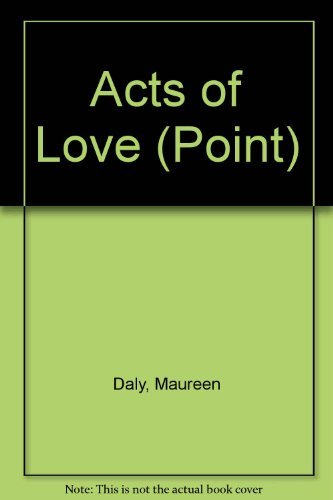 9780590436311: Acts of Love (Point)