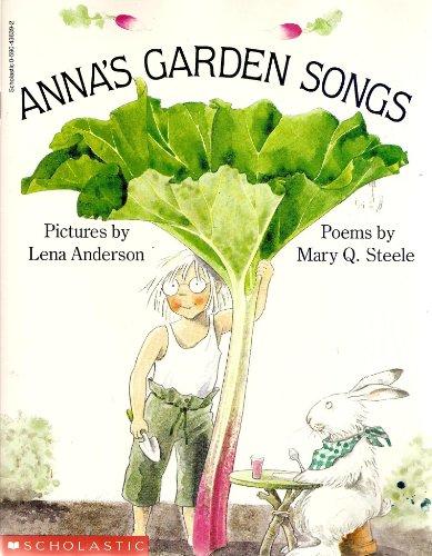 9780590436397: Anna's Garden Songs