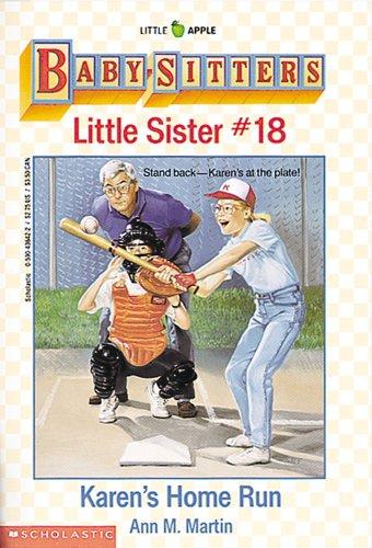Karen's Home Run (Baby-Sitters Little Sister, No. 18) (0590436422) by Ann M. Martin