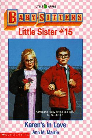 9780590436458: Karen's in Love (Baby-Sitters Little Sister, No. 15)