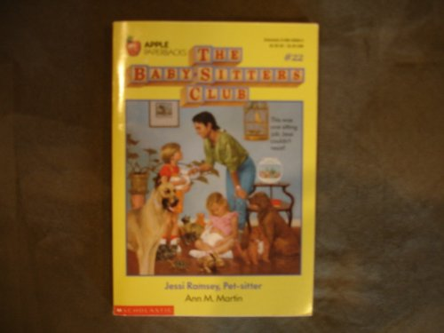 9780590436588: Jessi Ramsey, Pet-Sitter (Baby-Sitters Club, No. 22)
