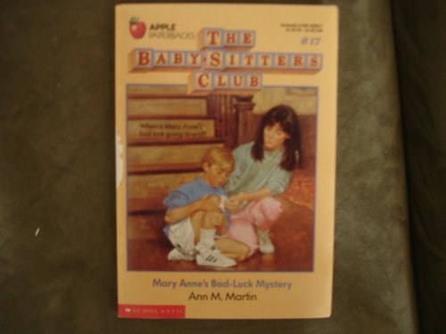 9780590436595: Mary Anne's Bad-Luck Mystery (Baby-Sitters Club)