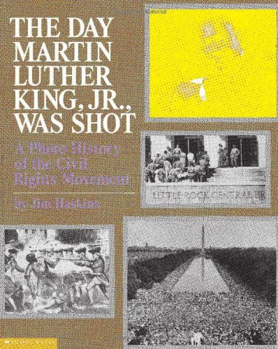 9780590436618: The Day Martin Luther King Jr. Was Shot