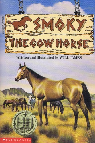 9780590436854: Smoky the Cow Horse