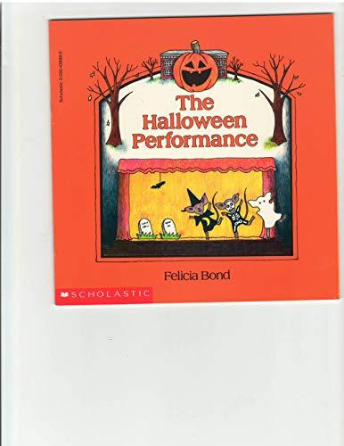 9780590436885: The Halloween Performance