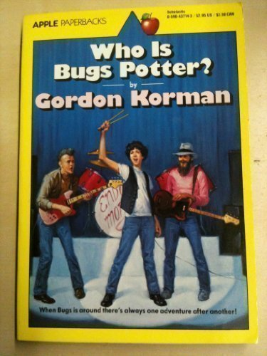 9780590437141: Who is Bugs Potter?