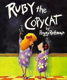 9780590437479: Ruby the Copycat