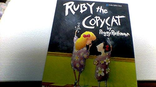 9780590437486: Ruby the copycat