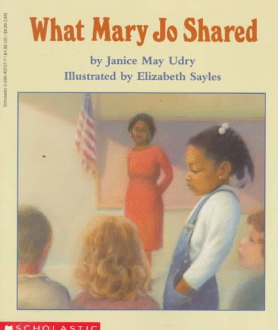 9780590437578: What Mary Jo Shared
