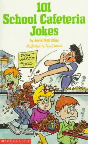 9780590437592: 101 School Cafeteria Jokes