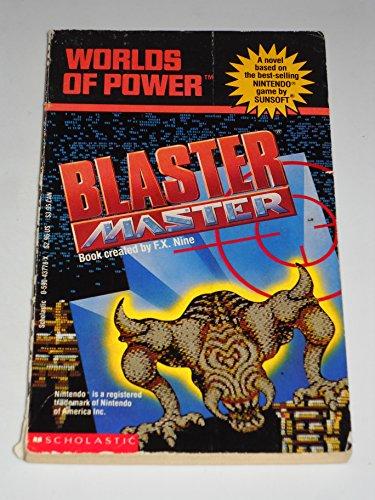 9780590437783: Blaster Master (Worlds of Power)