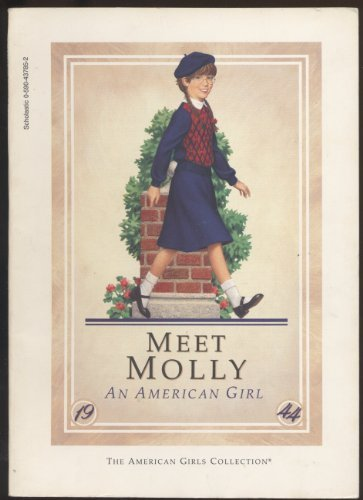 9780590437851: Meet Molly, An American Girl (1)