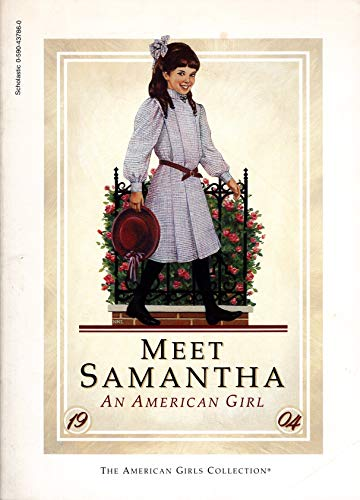 9780590437868: Meet Samantha: An American Girl