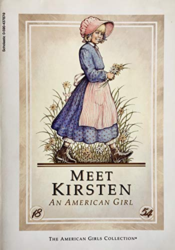 9780590437875: Meet Kirsten: An American Girl, Book One (The American Girls Collection)