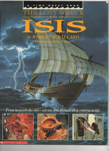 9780590438537: The Lost Wreck of the Isis