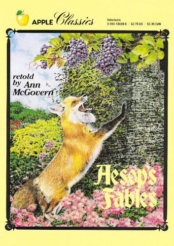 9780590438803: Aesop's Fables (Apple Classics)