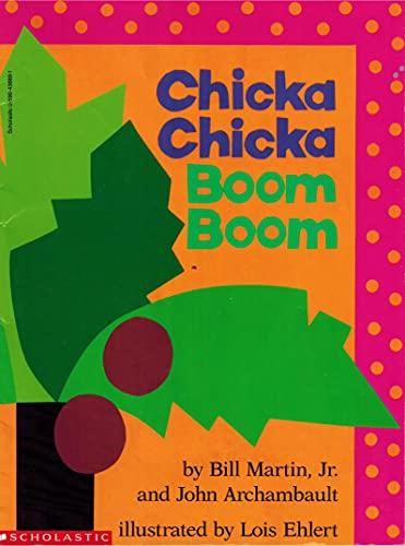 9780590438896: Chicka Chicka Boom Boom