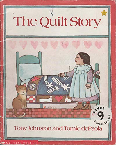 9780590438902: The Quilt Story