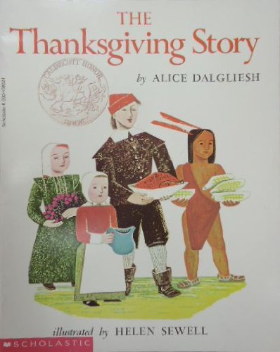 9780590438926: The Thanksgiving Story