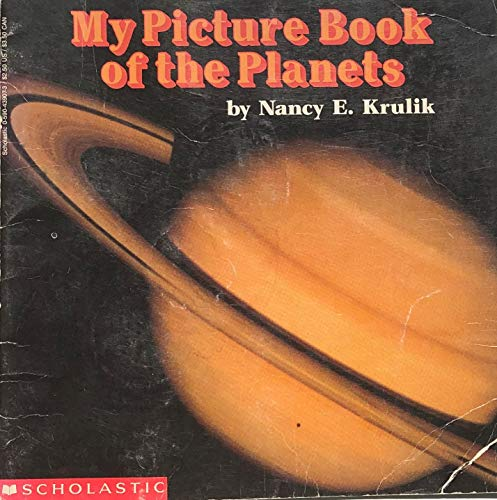 9780590439077: My Picture Book Of The Planets