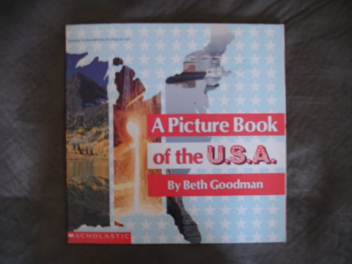 9780590439091: A Picture Book of the U.S.A.