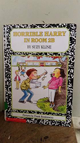 9780590439428: Horrible Harry in Room 2B