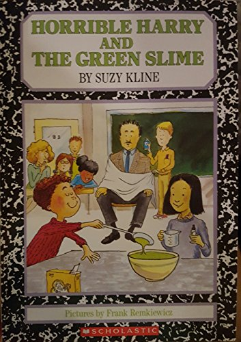 9780590439435: Title: Horrible Harry and the Green Slime