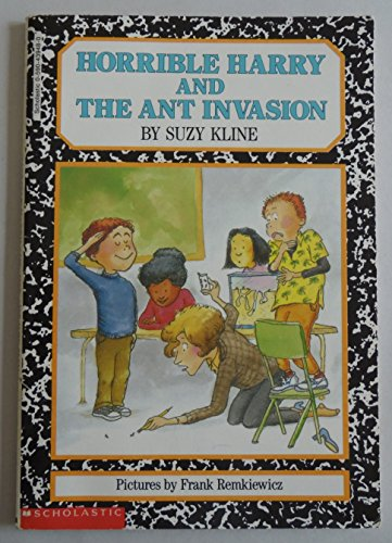 9780590439480: Horrible Harry and the Ant Invasion