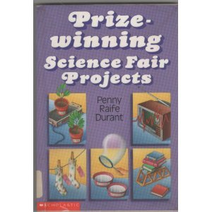 9780590440196: Prizewinning Science Fair Projects