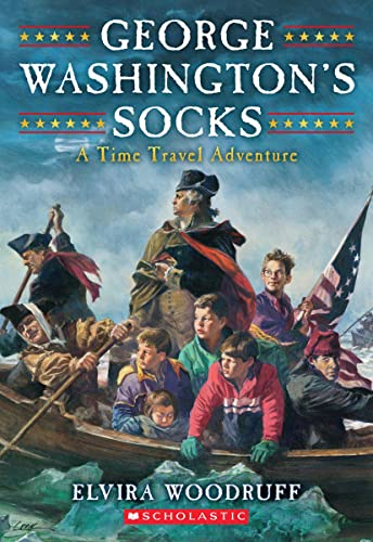 George Washington's Socks (Time Travel Adventures) (0590440365) by Elvira Woodruff
