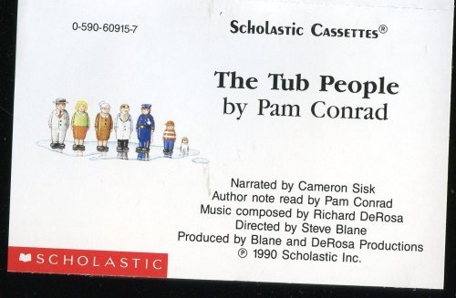 9780590440592: The Tub People
