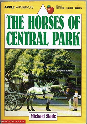 9780590440684: Horses of Central Park