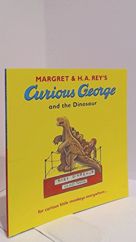 9780590440721: Curious George and the Dinosaur
