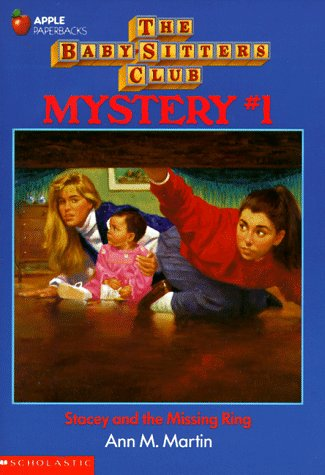 9780590440844: Stacey and the Missing Ring (Baby-Sitters Club Mystery, 1)