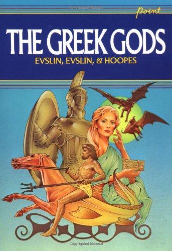 The Greek Gods : Zeus, Apollo, Hades, Athene, Aprhodite, Prometheus, Poseidon, Etc.: Evslin, ...