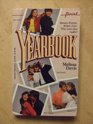 9780590441186: Yearbook