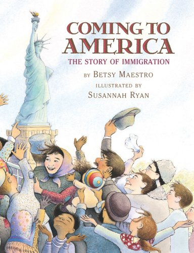 9780590441513: Coming to America: The Story of Immigration